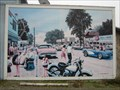 """Image for Mural - """"Summer at the Beach"""", Port Dover ON"""