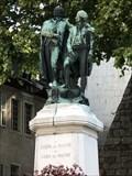Image for Monument à Joseph et Xavier de Maistre - Chambéry, Savoie, France