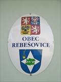 Image for Znak obce - Rebešovice, Czech Republic
