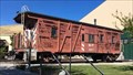 Image for Western Pacific Caboose #657 — Carson City, NV