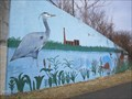 Image for Mural 2 - Neponset River Greenway at Mattapan Line - Boston, MA