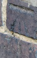 Image for Cut Bench Mark - Hanbury Street, London, UK