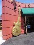 Image for Hard Rock Cafe Guitars  -  San Francisco, CA