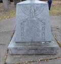 Image for Memorial Flagpole Base - Elmira, NY