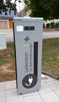 Image for chargeIT mobility Charging Station - Lichtenau, BY, Germany