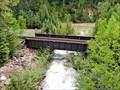Image for Whitewater Creek Bridge - Blue River, BC