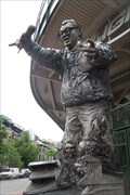 Image for Harry Caray Statue  - Chicago, Illinois