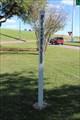 Image for Welcome to Burkburnett Peace Pole - Burkburnett, TX