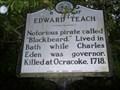 Image for Edward Teach   B-47