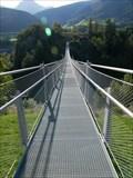 Image for Suspension bridge Schloss Matrei-Trautson - Mühlbachl, Tyrol, Austria
