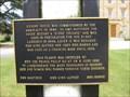 Image for Exbury House Historical Marker - Exbury Gardens, Exbury, South Hampshire, UK