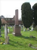Image for John Smith - St. Mary's Churchyard Cemetery - Thame, UK