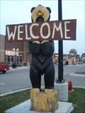 Image for Welcome Bear - Bear Den Diner - Sandy, UT