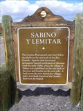 Image for Sabino Y Lemitar