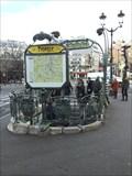 Image for Station de Métro Pigalle - Paris, France