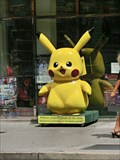 Image for Pikachu - New York City, NY