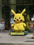 Image for Pikachu - New York City, NY