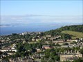 Image for City of Dundee from Dundee Law, Scotland.
