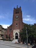 Image for Ecclesiasticus 4:23 - Old St. Mary's Cathedral - San Francisco, CA