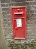 Image for Victorian Wall Post Box - Stone, Staffordshire, UK.