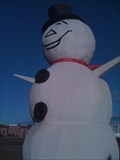 Image for World's Largest Stucco Snowman - North Saint Paul, MN