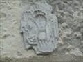 Image for Empreinte de pied sur la façade de l'Eglise de Saunay, Centre, France