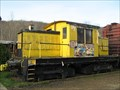 Image for Oil Creek diesel locomotive - Titusville, PA