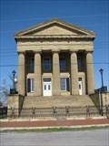 Image for Shawneetown Bank State Historic Site - Old Shawneetown, Illinois