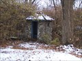 Image for Cobblestone Outhouse - Waterworks park - Clinton, Michigan