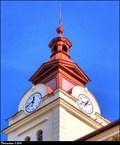 Image for County Courthouse Clocks / Hodiny na budove okresního soudu - Benešov (Central Bohemia)