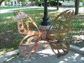Image for Butterfly Bench