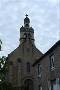 Image for Le Clocher de l'Église paroissiale Saint-Etienne - Tressé, France