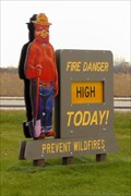 Image for Smokey at Midewin National Tallgrass Prairie