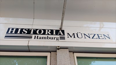 Historia Hamburg Hamburg Deutschland Coin Shops On Waymarkingcom