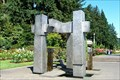 Image for Beach Memorial Fountain by Lee Kelly - International Rose Test Garden - Portland, OR