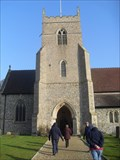 Image for Tower - St.Mary and All Saints' Church, Creake Road, Sculthorpe, Norfolk. NR21 9NJ