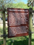 Image for Tolomato Indian Village