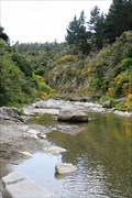 Image for Glencoe Scenic Reserve — Herbert, New Zealand