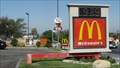 Image for McDonald's Clock/Thermometer - Canyon Country, CA