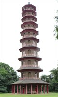 Image for Great Pagoda - Satellite Oddity - Kew Gardens, London, UK.