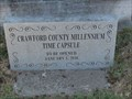 Image for Crawford County Millennium Time Capsule - Van Buren, AR