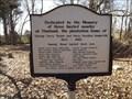 Image for Old Trinity Episcopal Church Memory Marker II - Mason, TN