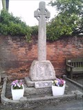 Image for Combined War Memorial, High Street, Nayland, Suffolk.