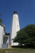 Image for OLDEST - Working Lighthouse in the USA  -  Sandy Hook, NJ