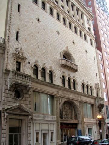 Hotels near Wilbur Theatre - Omni Parker House