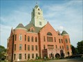 Image for Clinton County Courthouse Clock. Clinton, Iowa