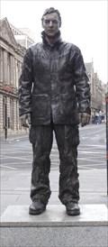 Image for Standing Man - Newcastle-Upon-Tyne, UK