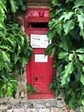 Image for Victorian Wall Post Box - Radnage near High Wycombe - Buckinghamshire - UK