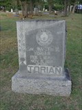 Image for Sov. Walter W. Torian - White's Chapel Cemetery - Southlake, TX
