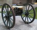 Image for Large Brass Cannon - Camp Verde AZ